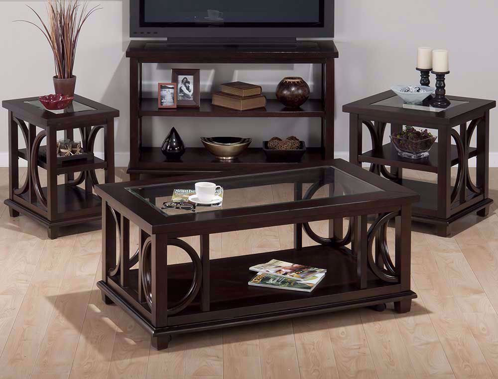 Picture of Panama Brown Cocktail Table