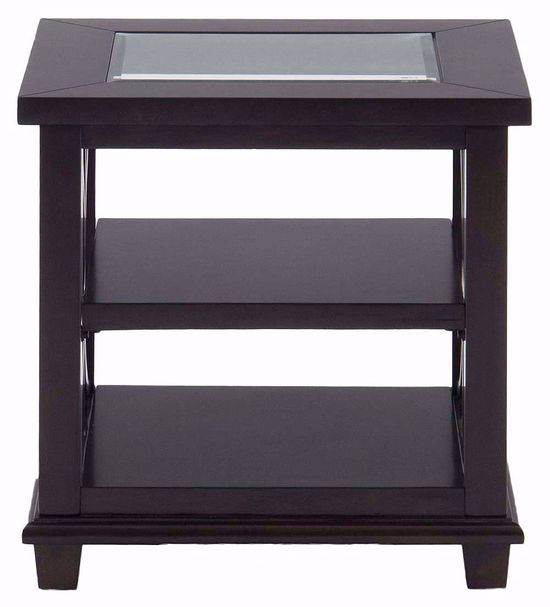 Picture of Panama Brown End Table