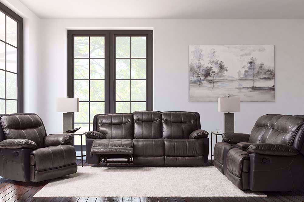 Picture of Iris Gray Reclining Sofa