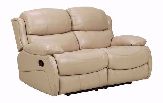 Picture of Nash Cream Reclining Loveseat