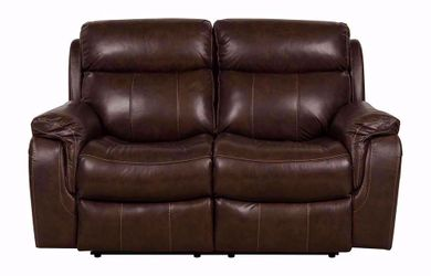 Ridley Chestnut Power Loveseat