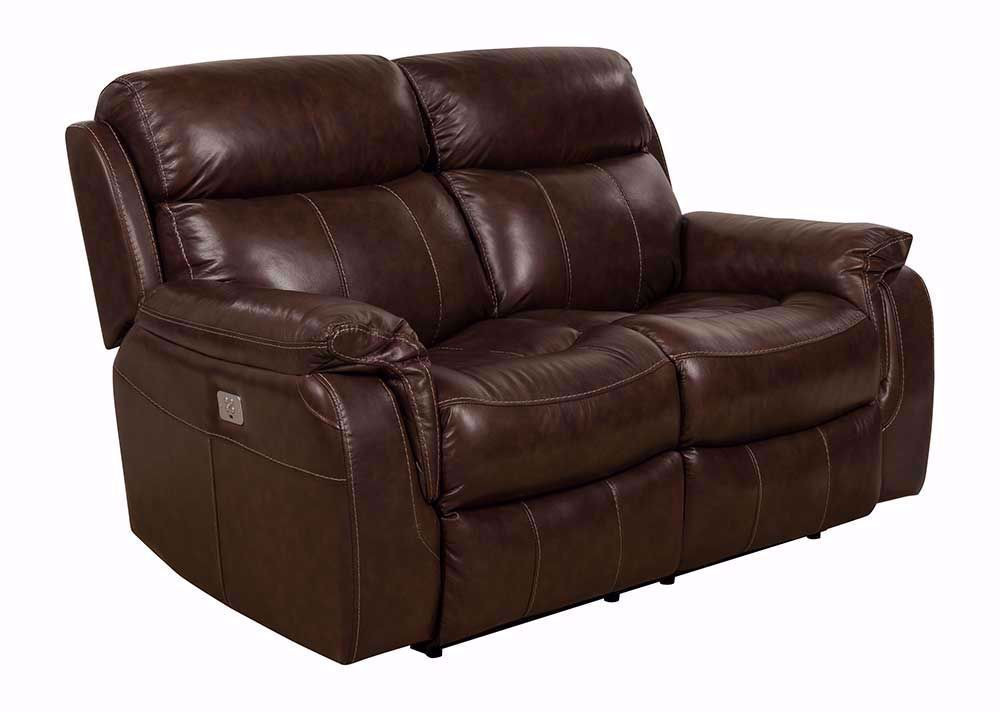 Picture of Ridley Chestnut Power Loveseat