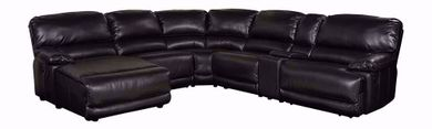 Joey Six Piece Chaise Sectional
