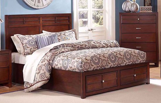 Picture of Kensington Queen Bed Set