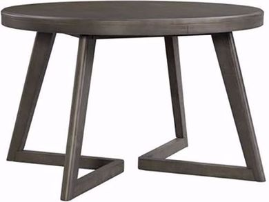Cross 48 Inch Round Dining Table