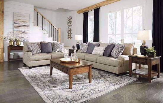 Picture of Reardon Stone Loveseat