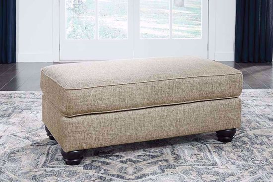 Picture of Reardon Stone Ottoman