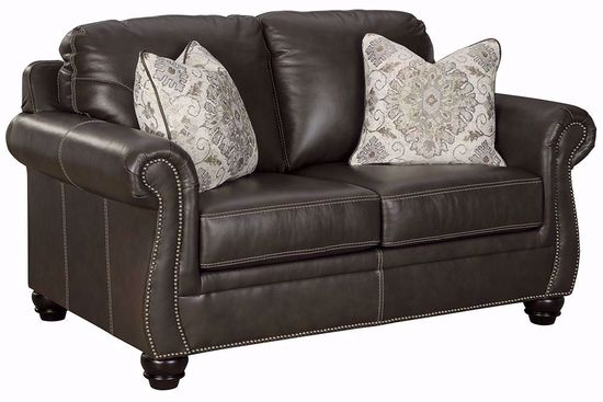 Picture of Lawthorn Slate Loveseat