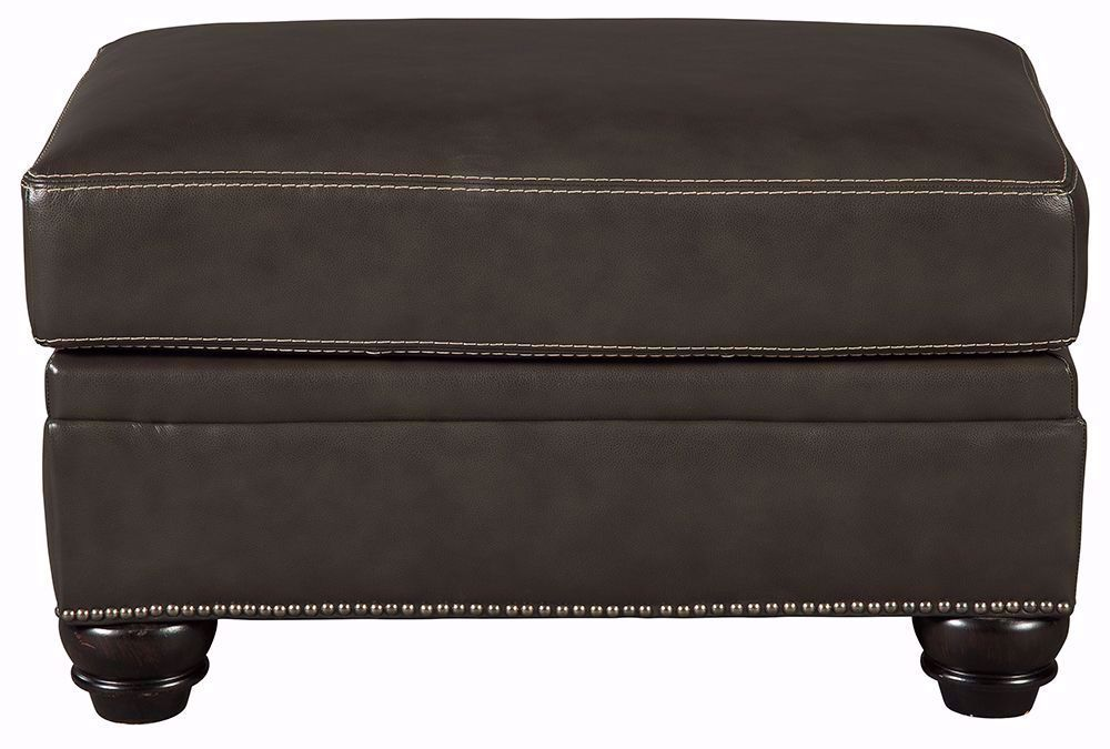 Picture of Lawthorn Slate Ottoman