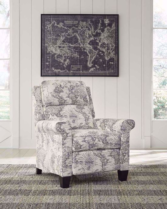 Picture of Sembler Cobblestone Power Recliner