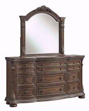 Charmond Dresser and Mirror Set