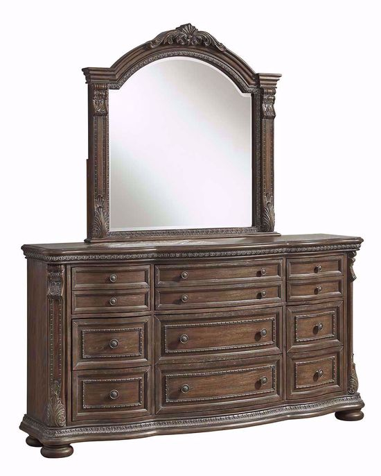 Picture of Charmond Dresser and Mirror Set