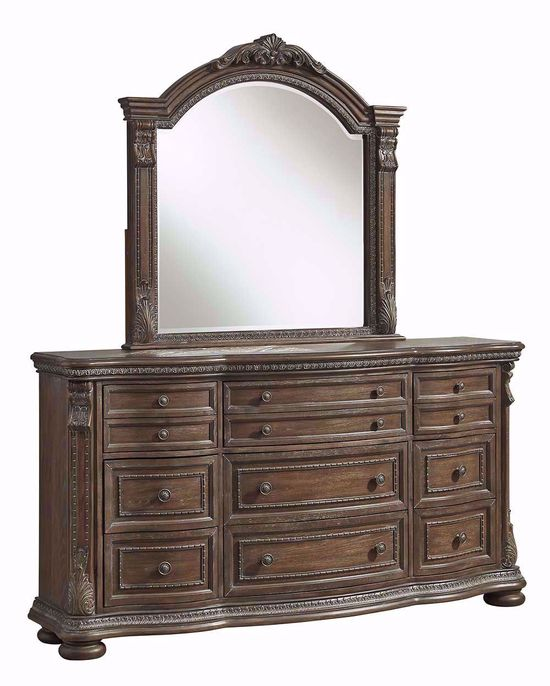 Picture of Charmond King Sleigh Bedroom Set