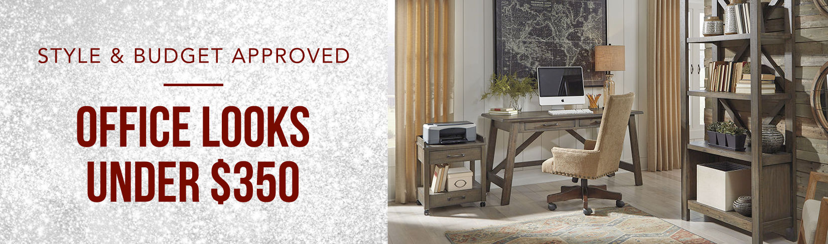 Style & Budget Approved Office Looks Under $350