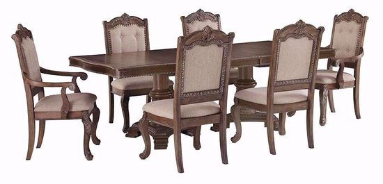 Picture of Charmond Table with Four Side Chairs & Two Arm Chairs