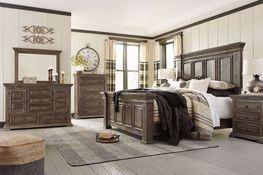 Wyndahl King Panel Bedroom Set