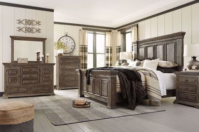 Wyndahl King Panel Bedroom Set