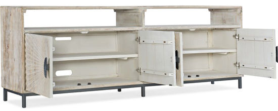 Picture of Logan Four Door Entertainment Console