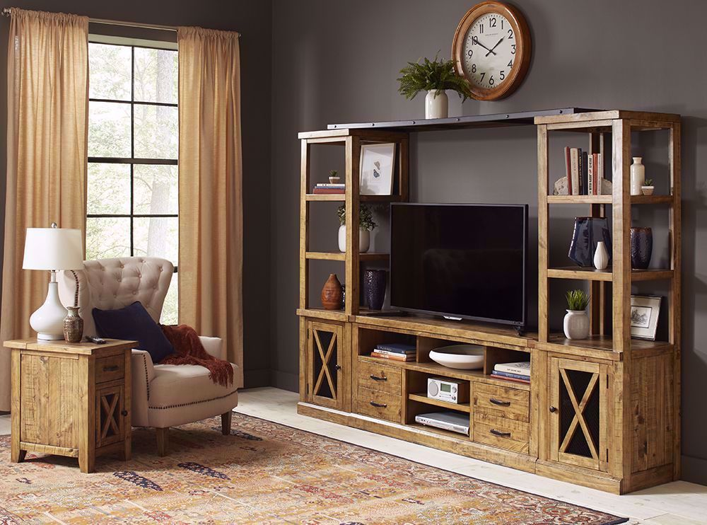 Picture of Telluride TV Console Set