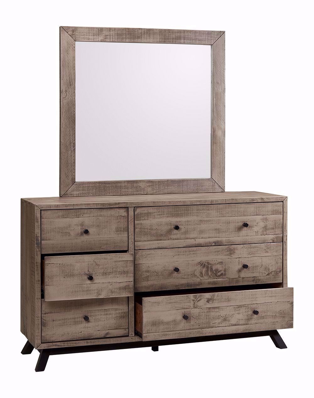 Picture of Madre Dresser and Mirror
