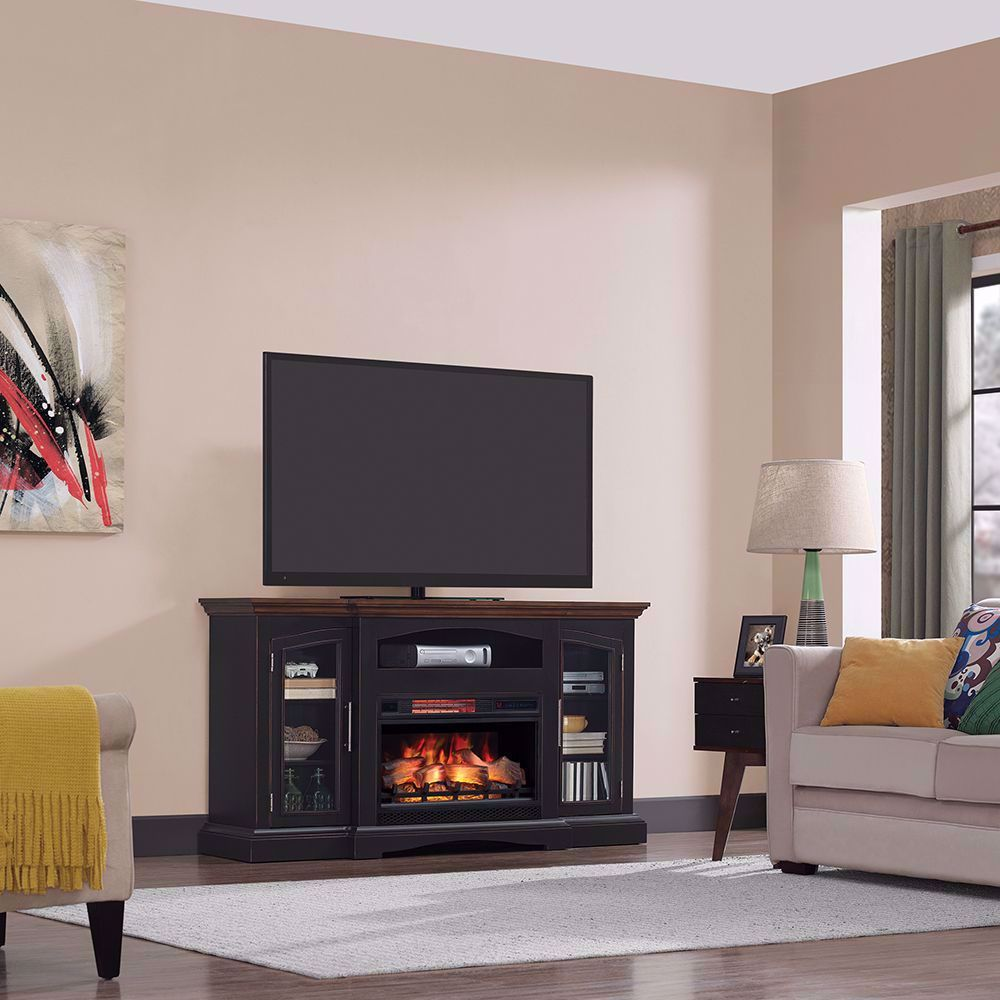 Picture of 63 Inch Girard Mantel with 26 Inch Fireplace Insert