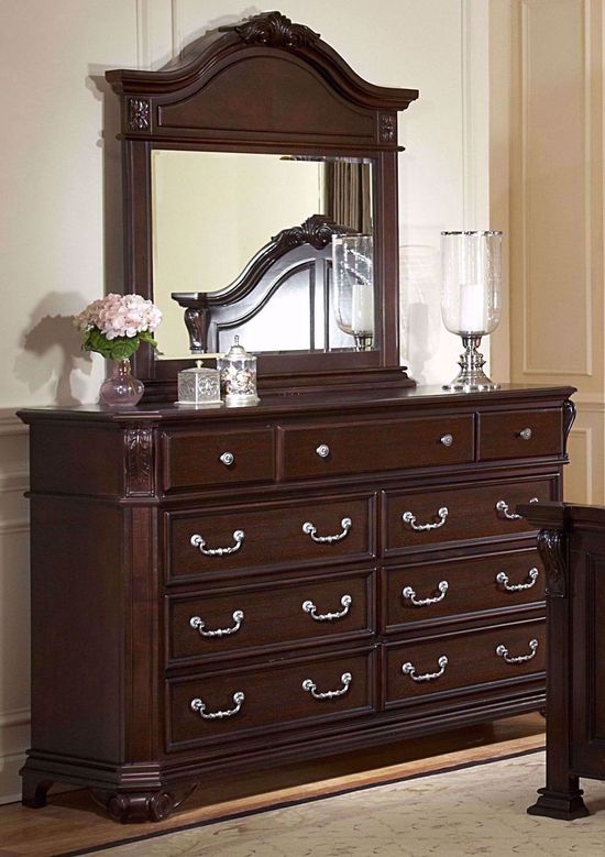 Picture of Emilie Dresser and Mirror