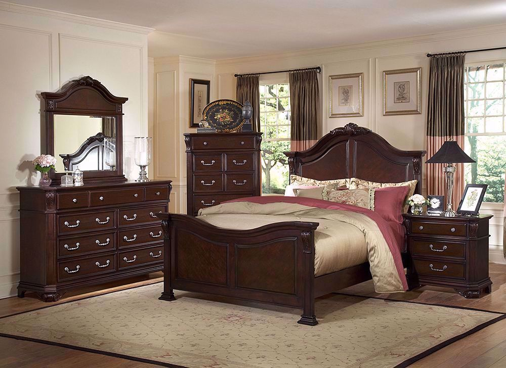 Picture of Emilie King Bed Set