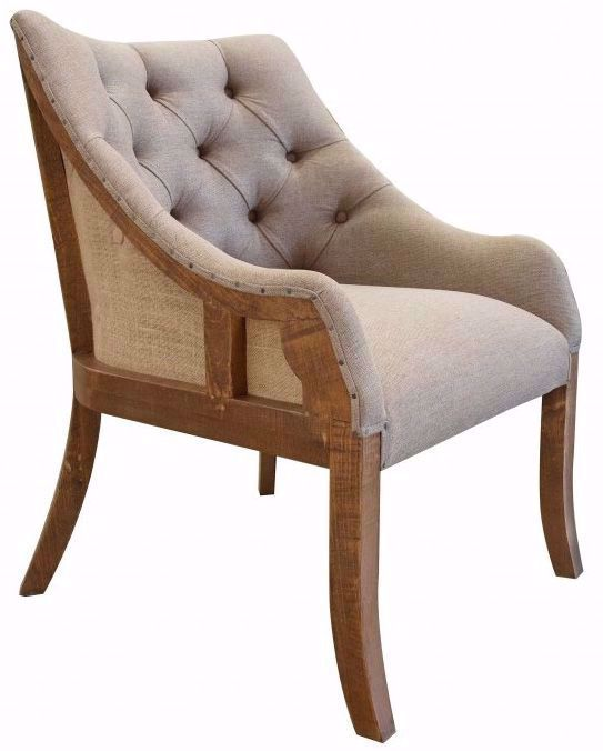 Picture of Tufted Arm Chair