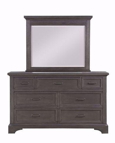 Prescott Dresser and Mirror