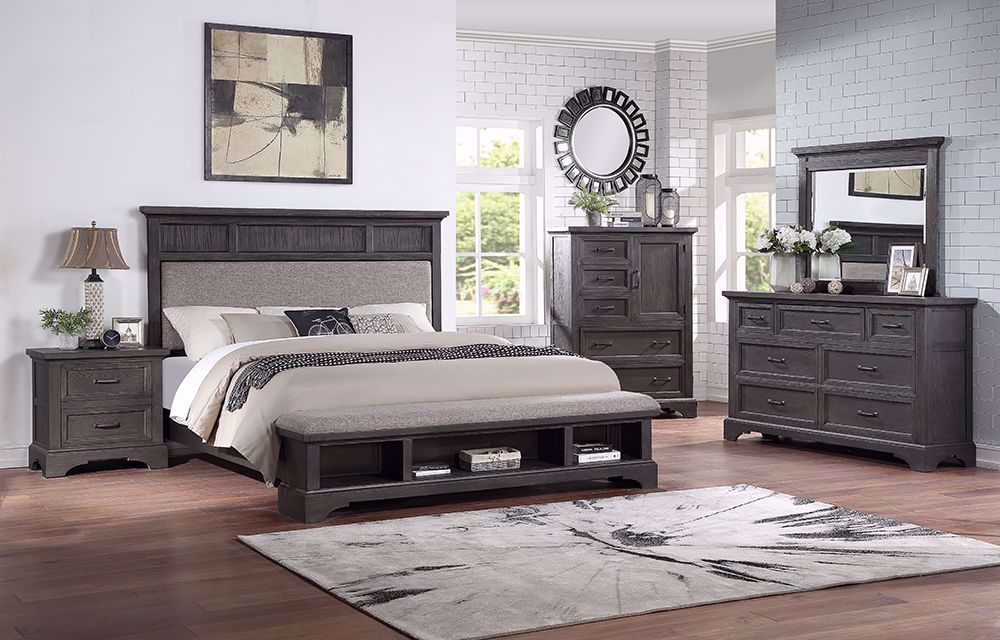 Prescott King Storage Bedroom Set