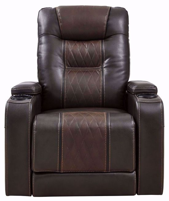 Picture of Composer Brown Power Recliner