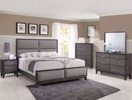 Florian Gray Queen Bedroom Set