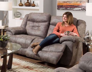 Endeavor Power Reclining Loveseat