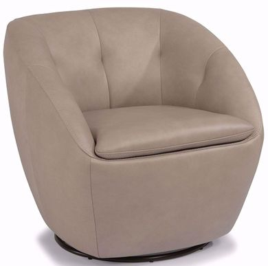 Wade Stone Swivel Chair