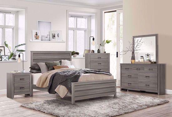 Marnie King Bedroom Set The Furniture Mart