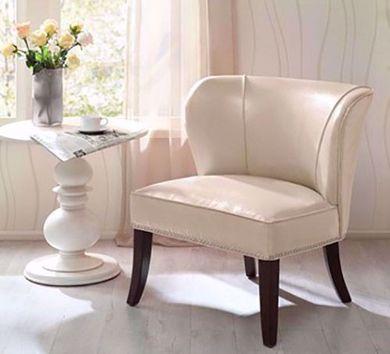 Hilton Ivory Chair