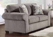 Marcey Nickel Loveseat