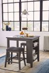 Picture of Caitbrook Counter Table with Two Stools
