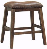 Chaleny Upholstered Backless Stool