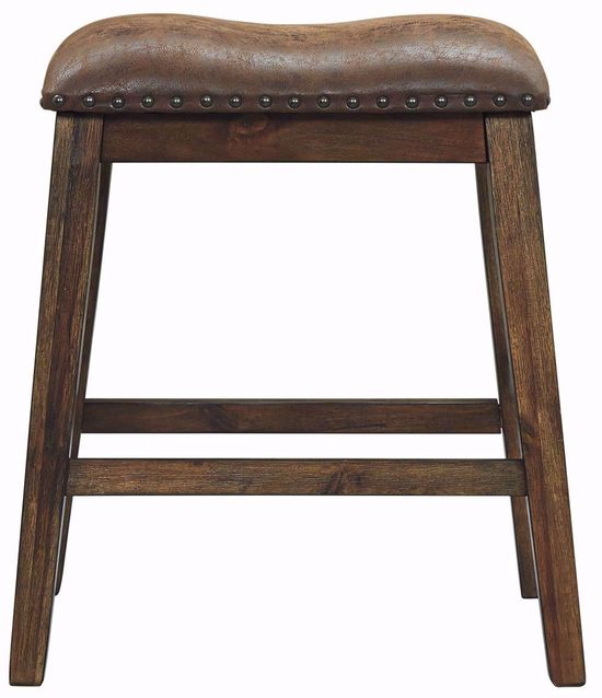 Picture of Chaleny Upholstered Backless Stool