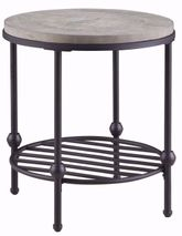 Cutter End Table