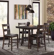 Laredo Five Piece Counter Table with Four Stools