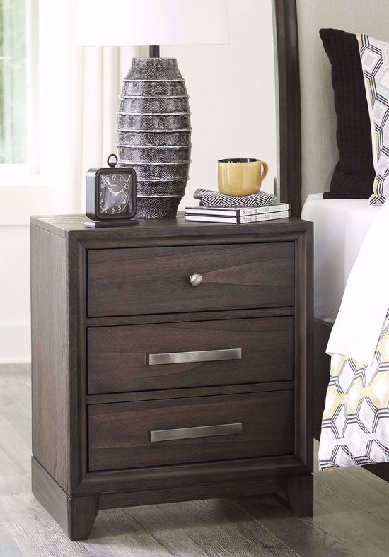 Picture of Brueban Nightstand