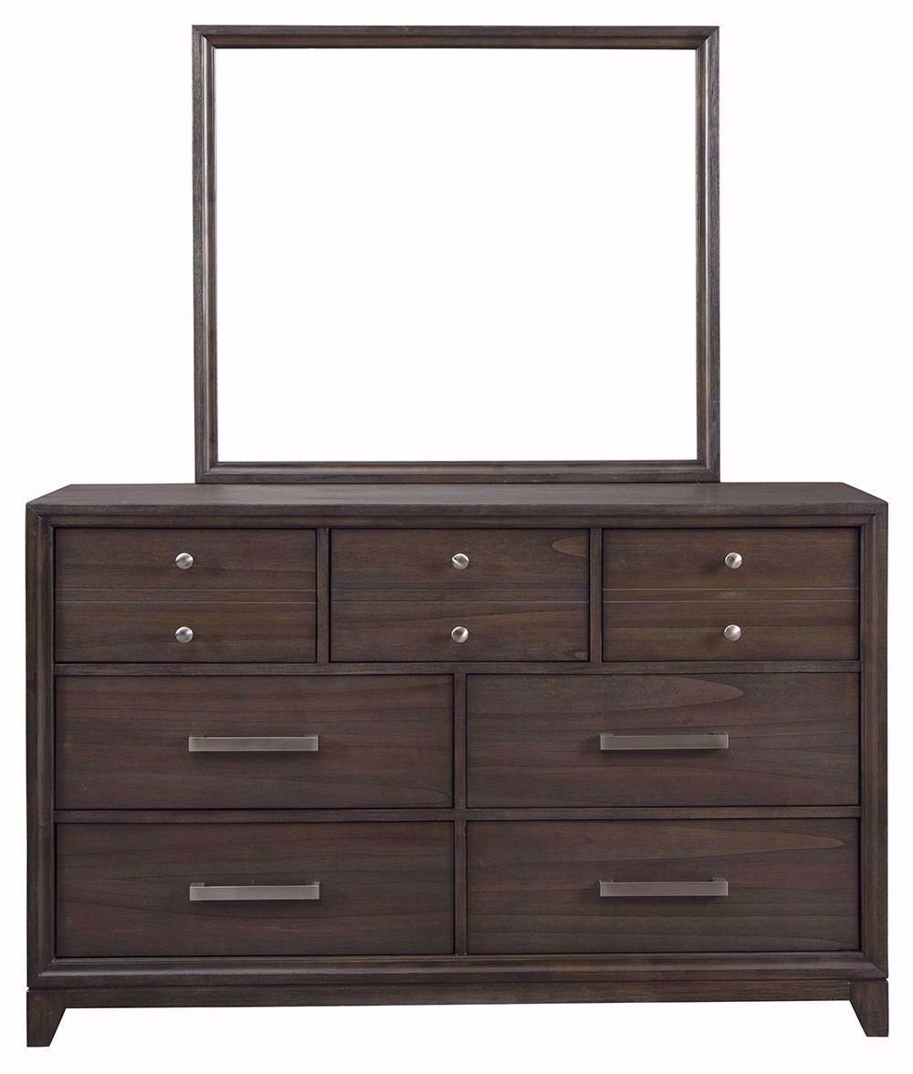 Picture of Brueban Dresser and Mirror