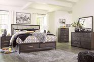 Brueban King Storage Bedroom Set