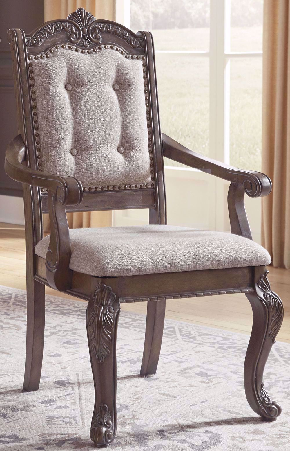 Picture of Charmond Upholstered Arm Chair