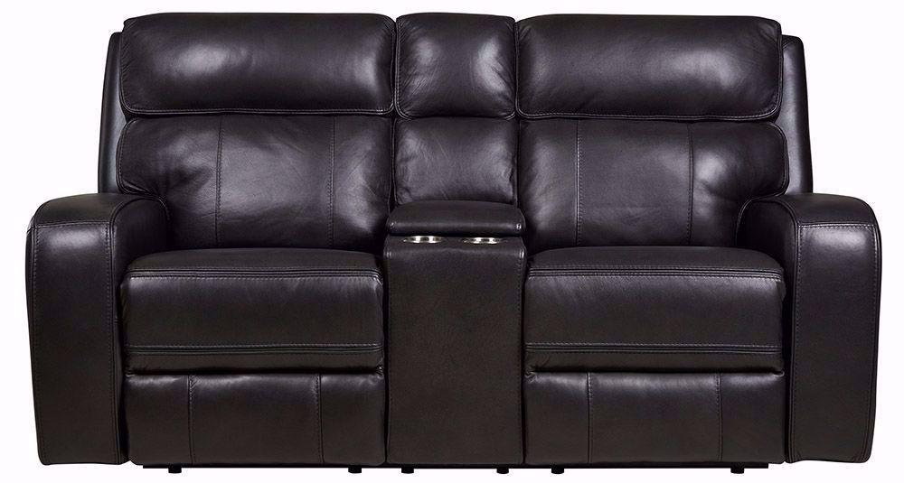 Picture of Cambridge Charcoal Power Console Loveseat