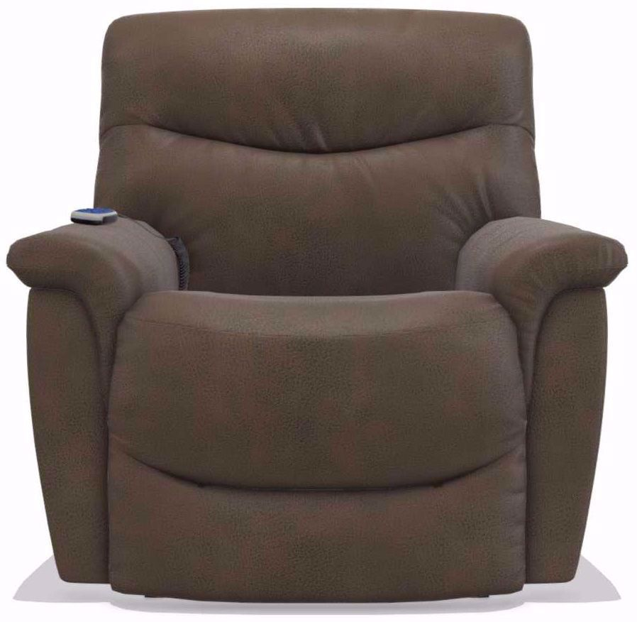 Picture of James Mink Power Lift Recliner
