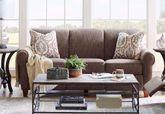 Bennett Mocha Power Reclining Sofa