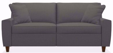 Edie Silver Power Reclining Sofa